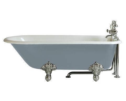 Essex Cast Iron Single Ended Bath | Heritage