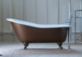 Arroll Bath | The Bordeaux | Foundry Cast Iron Radiators and Baths