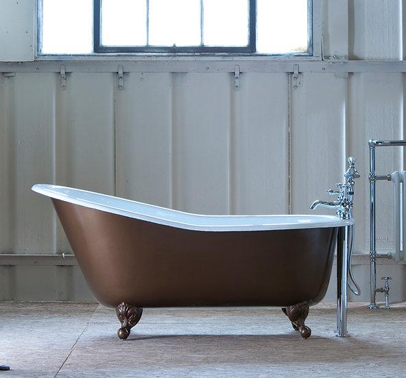 The Bordeaux Cast Iron Bath | Arroll