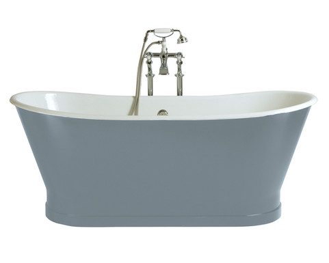 Madeira Cast Iron Bath | Heritage
