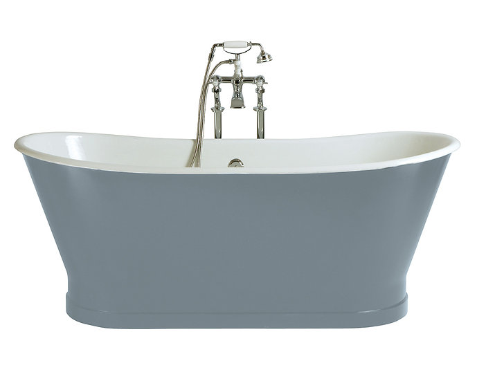 Madeira Cast Iron Bath | Heritage