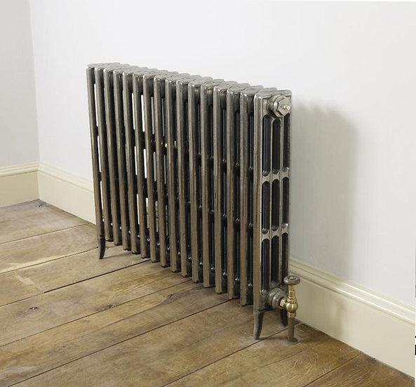CARRON Victorian 760 4 column polished cast iron radiators