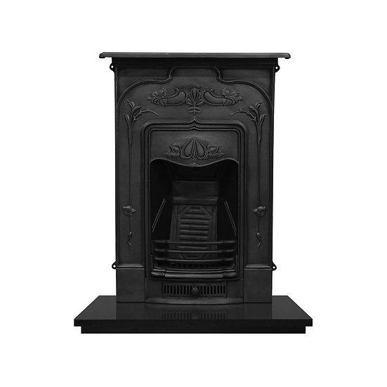 Jasmine Cast Iron Combination Fireplace | Carron