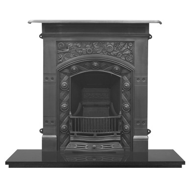 Jekyll Cast Iron Combination Fireplace | Carron