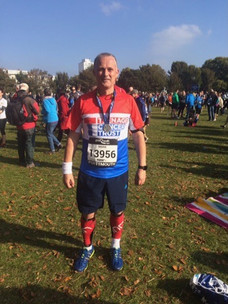 Teenage Cancer Trust Charity Great South Run by Mark Spence Foundry Cast Iron Radiators and Baths