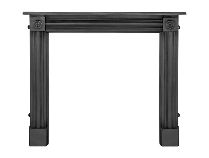 Regent Cast Iron Fireplace Surround | Carron