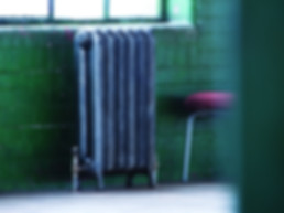 Arroll Prince Cast Iron Radiator by Foundry