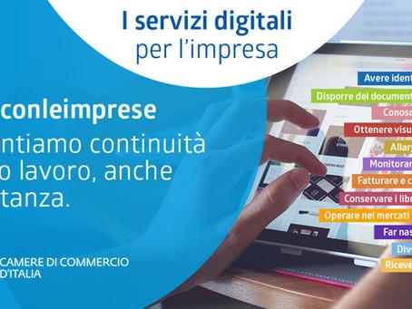 I vantaggi dei servizi digitali per l'impresa