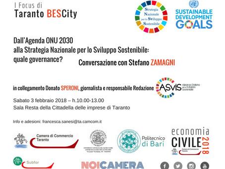 La Strategia nazionale per lo sviluppo sostenibile: nella Cittadella delle imprese il punto sul mode