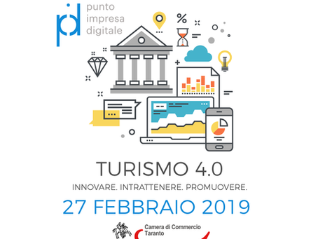 Turismo 4.0: scenari digitali, gamification e blockchain