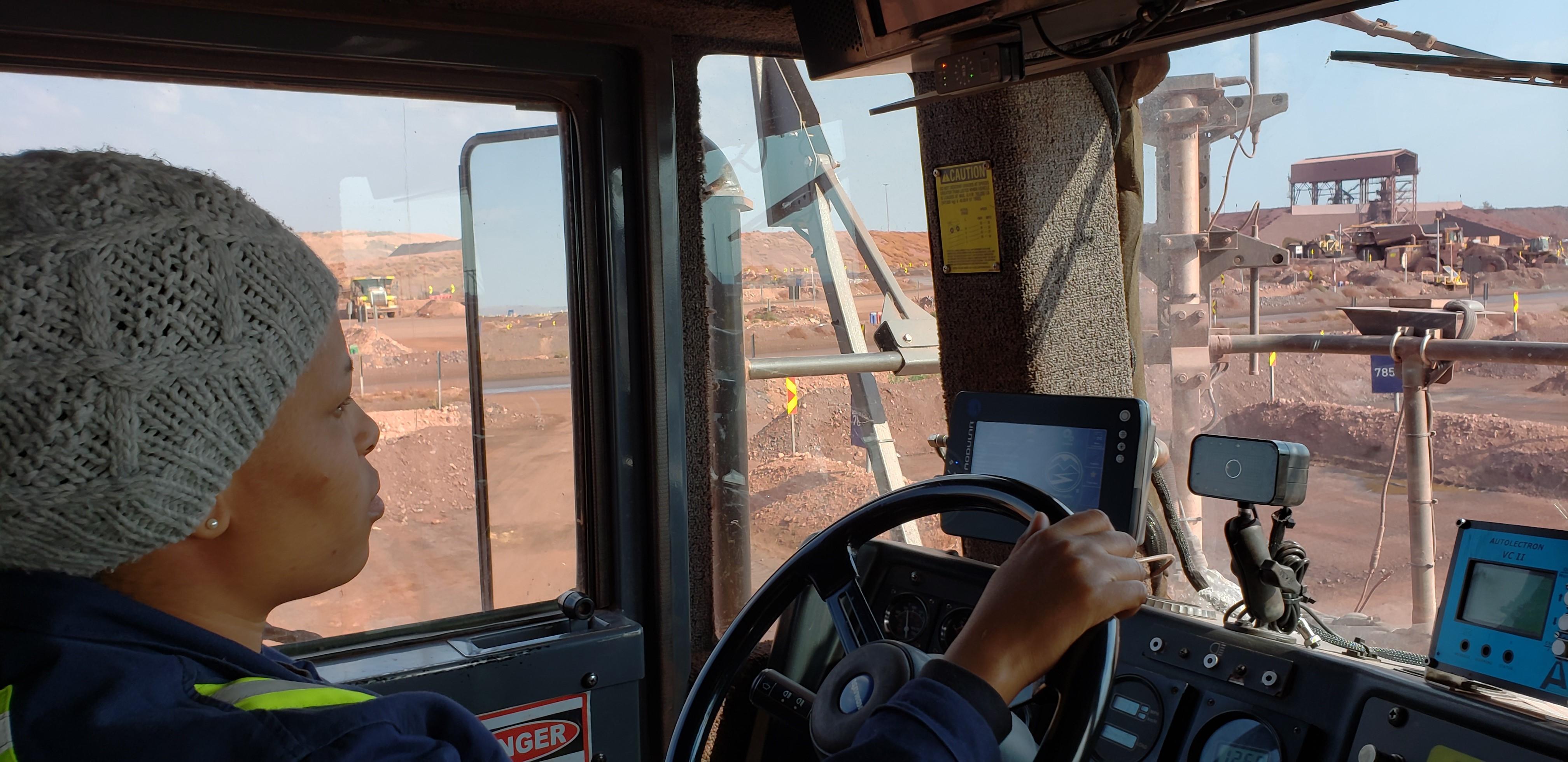 Truck Operator