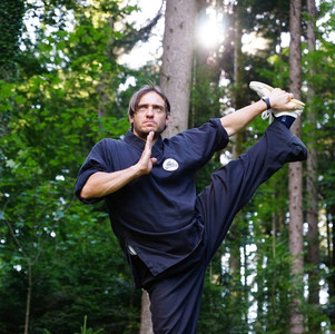 Shaolin Stretching