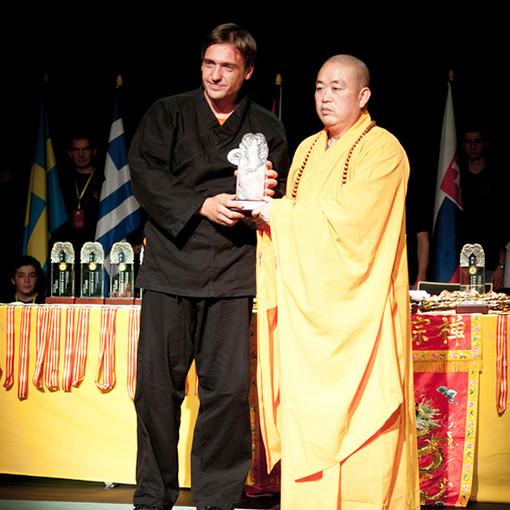 Abbot Shi Yong Xin