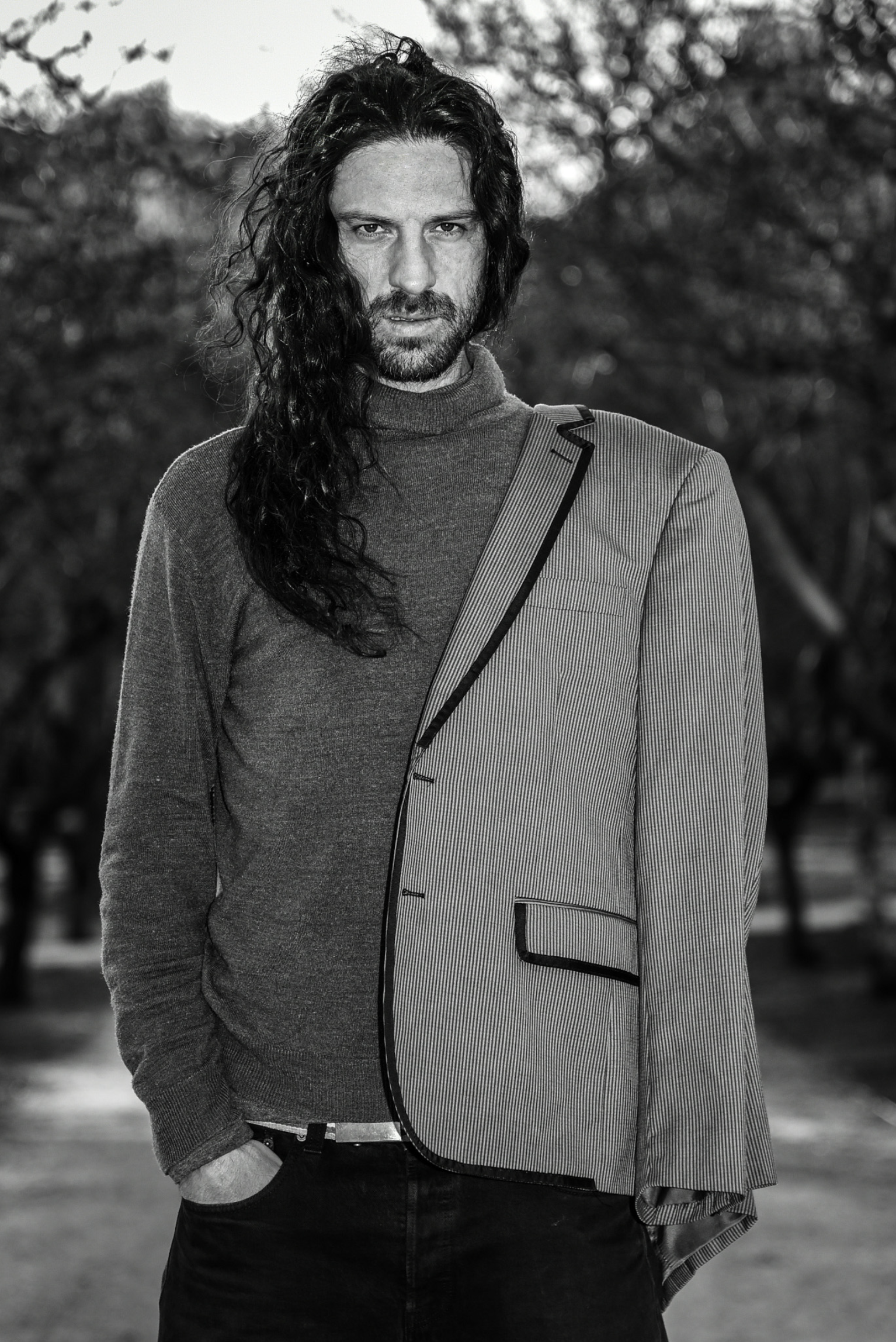 fotógrafo Madrid book actor