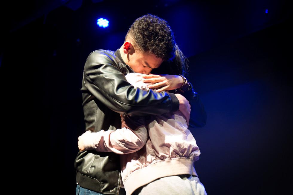 Premios Buero de Teatro Joven Coca Cola : Sensaciones y emociones garantizadas...