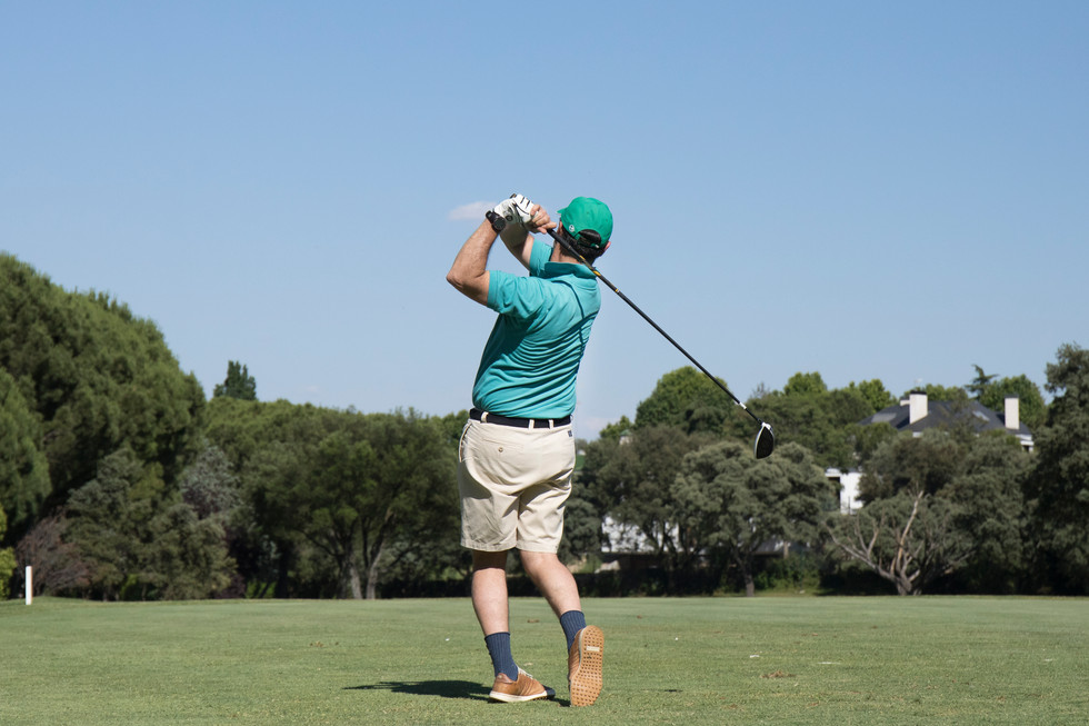 CAMPEONATO GOLF ALLFUNDS 2018