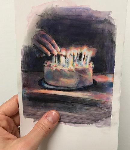 """""""Cake No.1"""""""