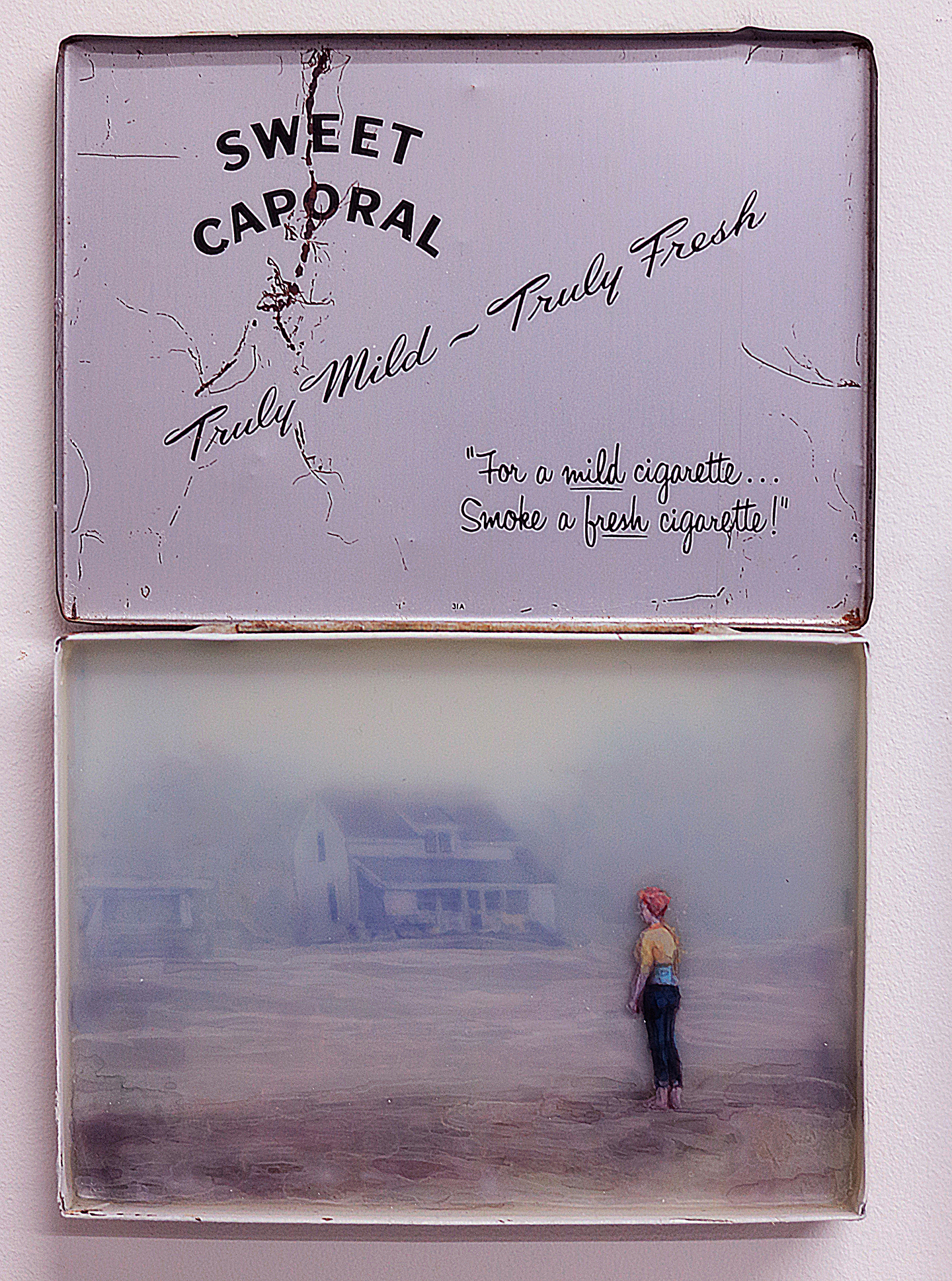 """Foggy Caporal"""