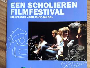 Een scholierenfilmfestival bij jou op school