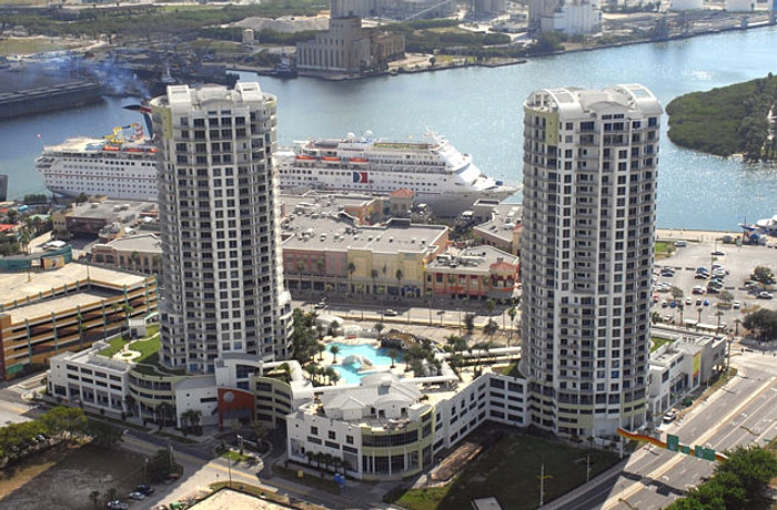 Towers Of Channelside Floor Plans: Towers At Channelside, Tampa