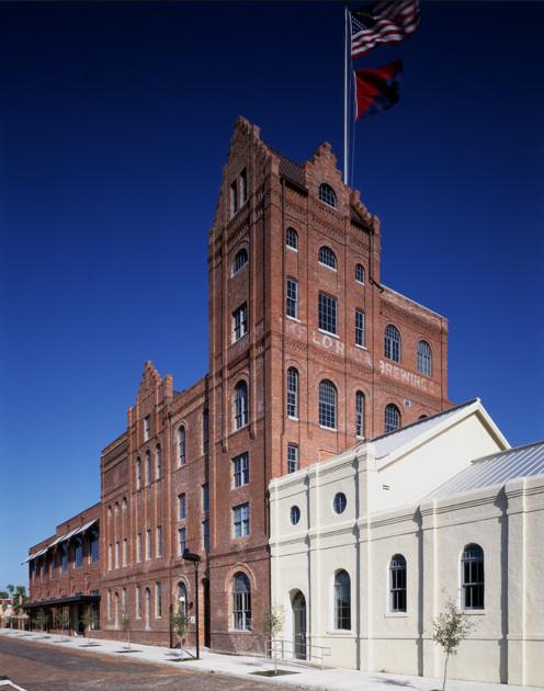 The Historic Florida Brewery  Tampa, Florida