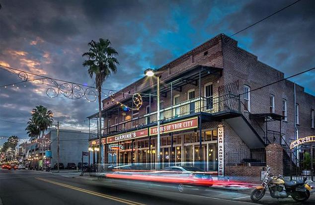 Carmines Restaurant  Ybor city Tampa, Florida