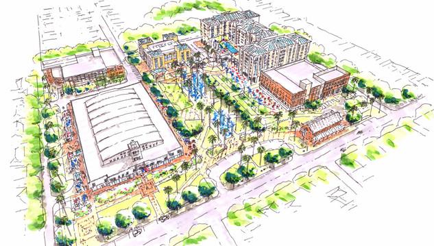 Heritage Town Square  Tampa, Florida