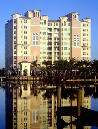 Pelican Isle Yacht Club Naples, Florida