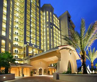 Castillo at Westshore Yacht Club  Tampa, Florida