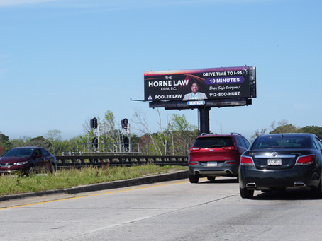Digital Billboards: Appropriate Execution Makes All the Difference