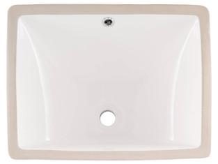 Porcelain Rectangle Sink