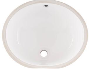 Porcelain Oval Sink