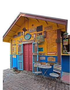 Las Pupusas del Itacate's First Kitchen