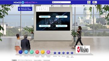 딥노이드, '2021 HIMSS Europe' 온라인 한국관 참여