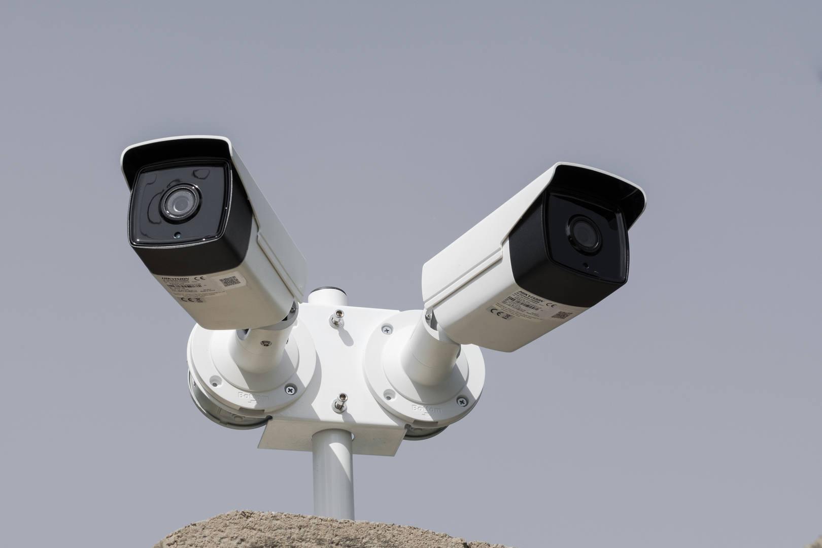 Security Your Home Cameras and Motion De