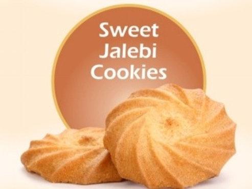 Sweet Jalebi Cookie