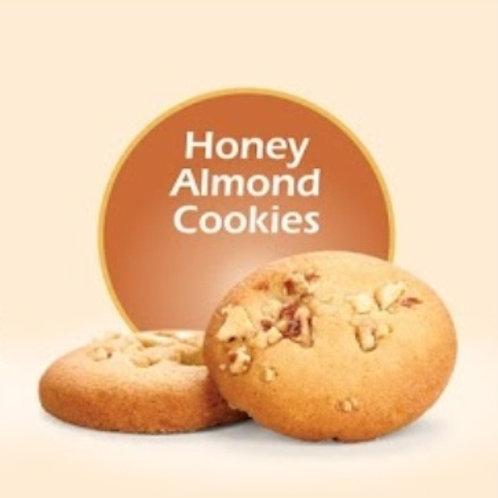 Honey Almond Cookie