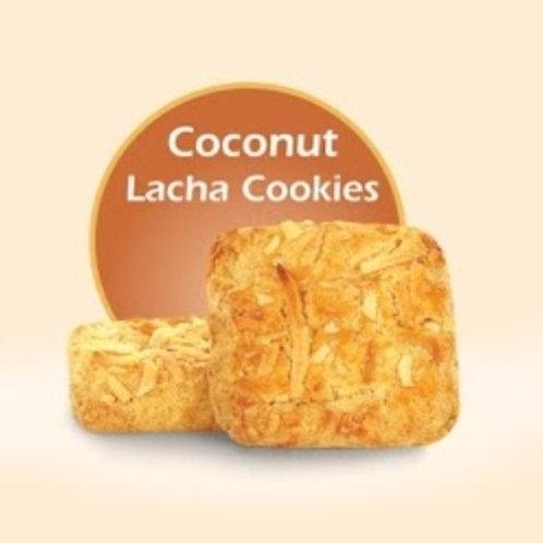 Coconut Lacha Cookie
