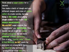 The Sugar Cookie Method
