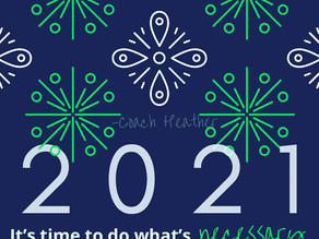 Will 2021 Be YOUR Year To Welcome CHANGE?