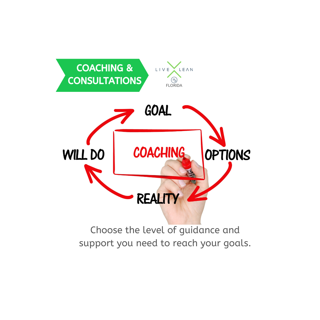 Coaching & Consultation Services