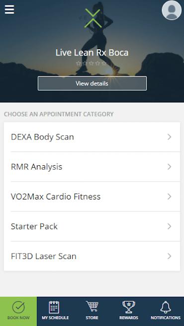 Live Lean Rx Boca App