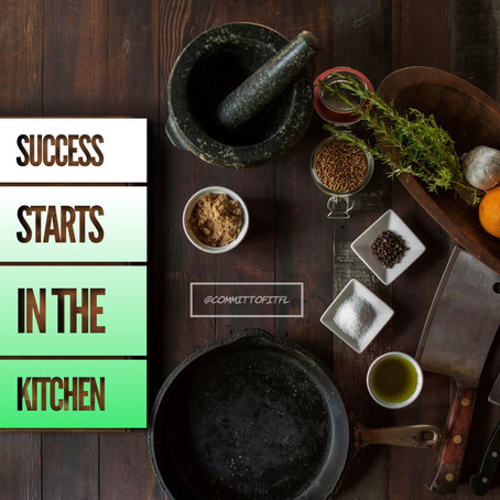 Success Starts in the KITCHEN.