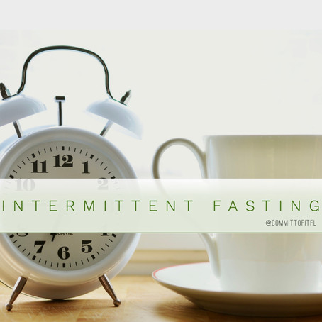 The BUZZ around Intermittent Fasting