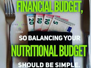 Balancing Your BUDGETS.