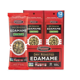 Dry Roasted Edamamee