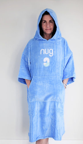 Adult Cotton Changing Robes   Small