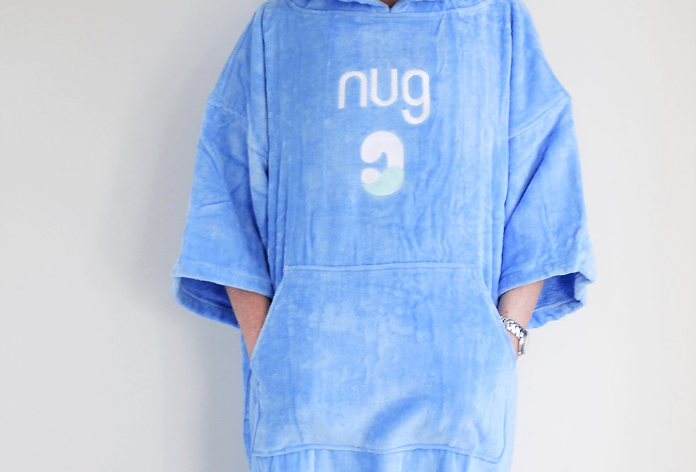 Adult Cotton Changing Robes | Small