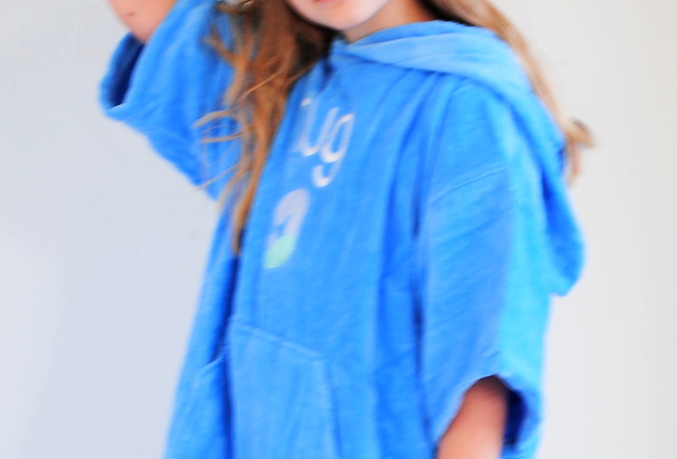 Kids Cotton Changing Robe