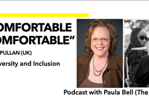 PODCAST: Getting Comfortable Being Uncomfortable - BA Summit
